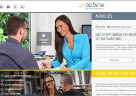 Unternehmensberatung Ebbing 2016