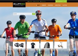 Elliptigo Online-Shop