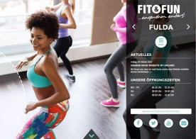 FIT und FUN Website