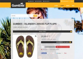 Gumbies Online Shop