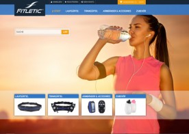 Fitletic Online-Shop