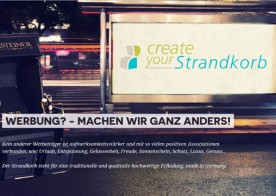 Create your Strandkorb