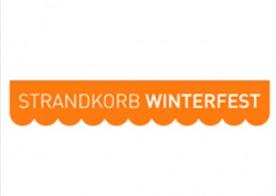 Strandkorb Winterfest