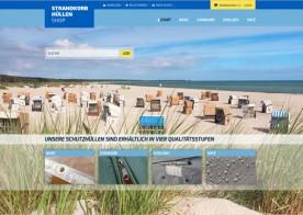 Strandkorbhüllen Online Shop